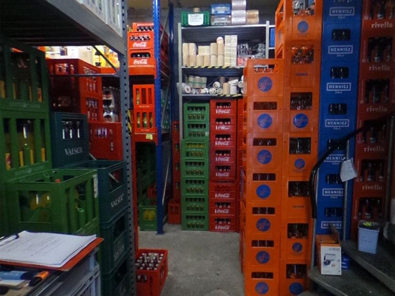 Getränkemarkt & Handel
